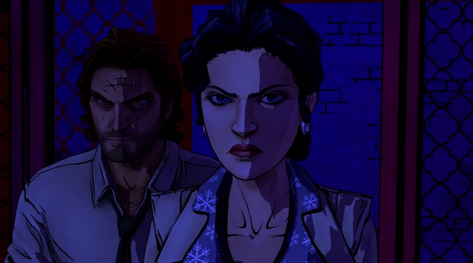 The Wolf Among Us Episode 3: A Crooked Mile