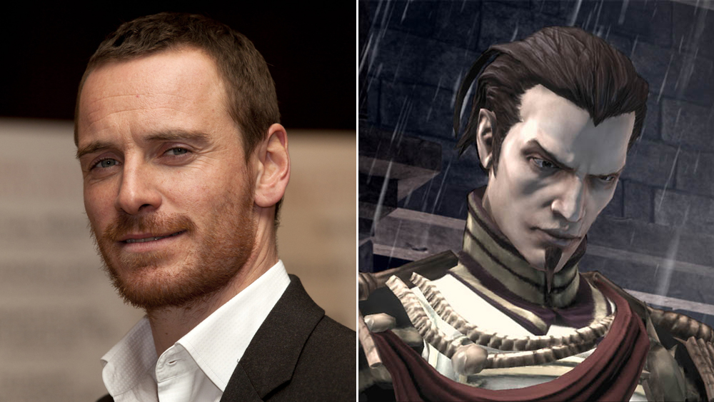 Michael Fassbender as Logan