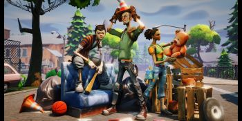 Sign up to test Gears of War developer's upcoming defense-building shooter Fortnite