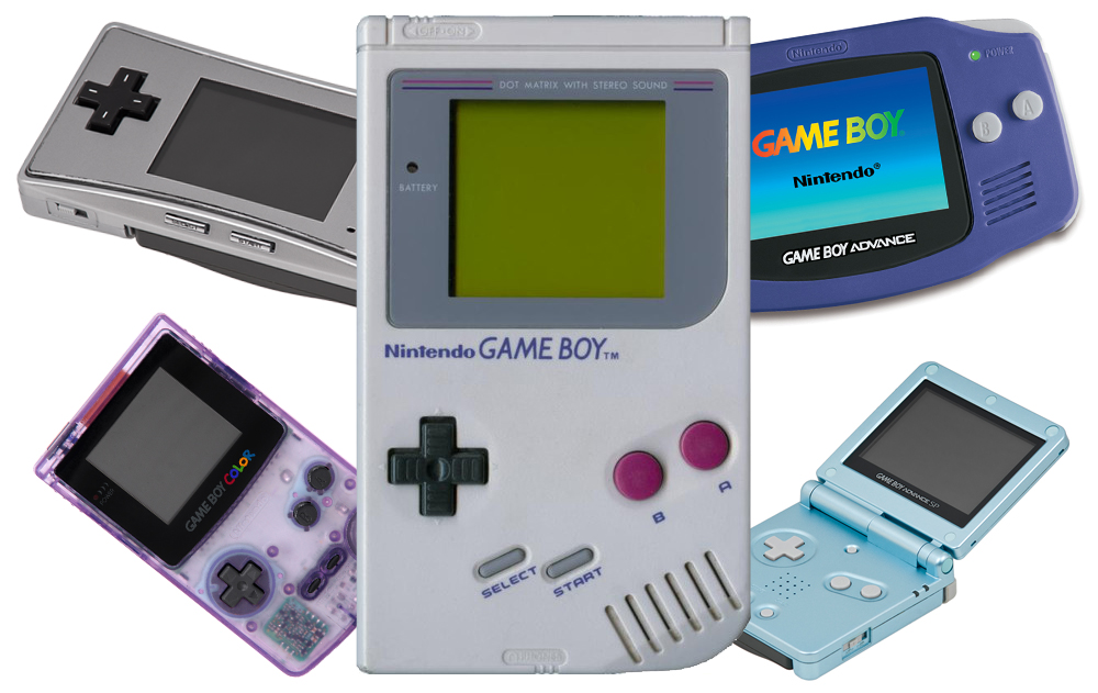 25 years of the Game Boy: A timeline of the systems, accessories
