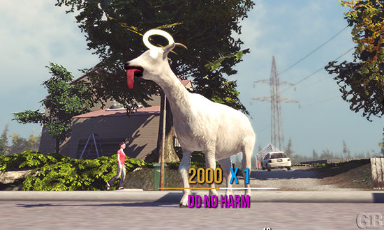 Goat Simulator How To Beat All Quests Find All Trophies And