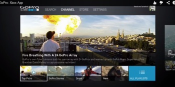 GoPro brings adrenaline-pumping, user-generated sports videos to Xbox 360