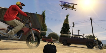 Who's designing the next batch of 'capture' missions in Grand Theft Auto Online? You are