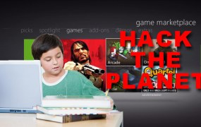 5 year old Xbox hacker