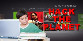 Kindergarten hacker: 5 year old breaks into dad's Xbox Live account