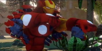 Disney Infinity: Marvel Super Heroes is due out later this year as its own starter pack