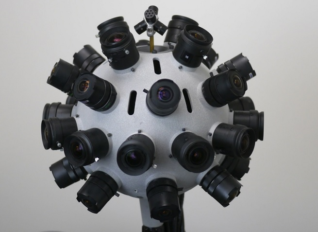 Jaunt will film with 16 or more cameras.