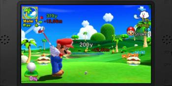Nintendo embraces the idea of a 'season pass' for Mario Golf: World Tour