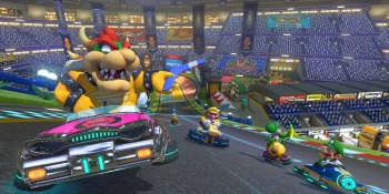 Mario Kart 8 makes YouTube-sharing history for Nintendo — and you get a free game if you buy it