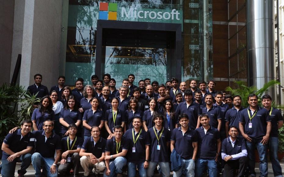 Microsoft Ventures Accelerator India