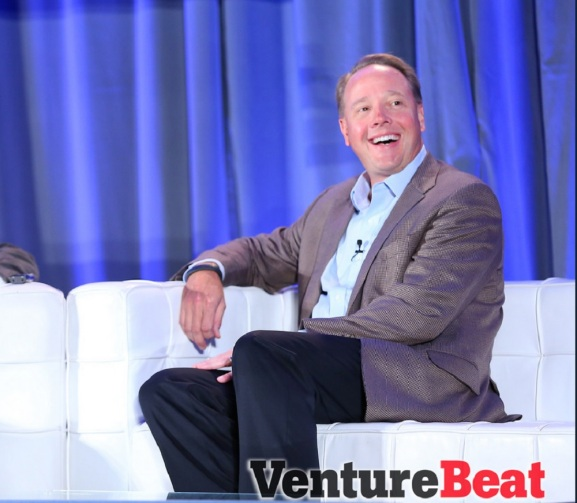 Mike Gallagher of the ESA was a speaker for GamesBeat 2014.