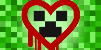 Forget creepers: 'Heartbleed' security flaw is the greatest threat to millions of Minecraft players