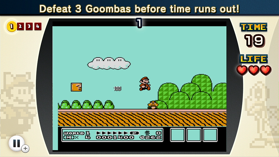 Super Mario Bros. 3 is one of the best games in NES Remix 2.