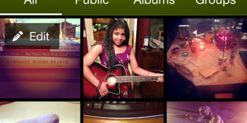 Yahoo's new Flickr app adds creepily accurate search tool
