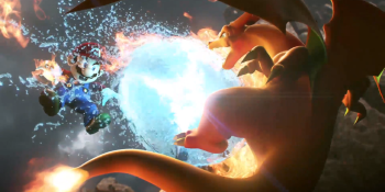 Pokémon monsters Charizard and Greninja join the cast of Super Smash Bros.