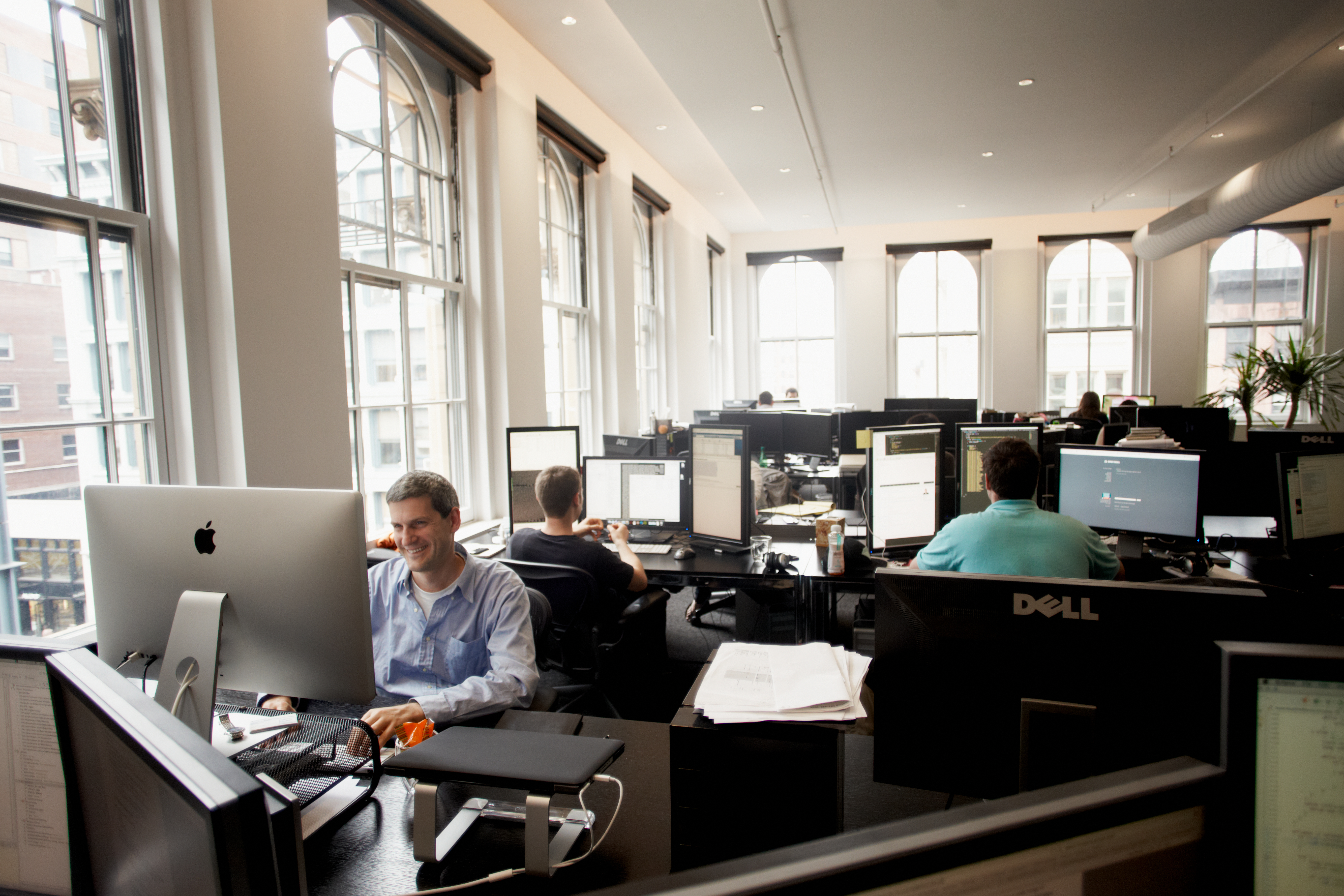 Don 39 t forget about website runner squarespace it just raised 40m venturebeat - Squarespace dublin office ...