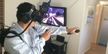 The DeanBeat: Virtual-reality startups like Survios are moving into Oculus Rift's slipstream