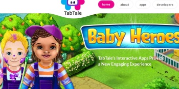 TabTale takes its popular kids apps to Windows 8 (exclusive)