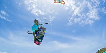 Extreme Tech Challenge brings together Branson, kite surfing, startups — you know, the usual