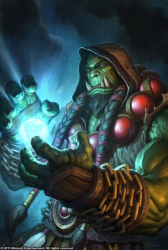 The Horde Warchief, Thrall.
