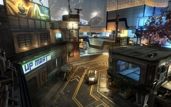 The Titanfall map War Games includes familiar parts of several existing maps.