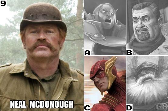 Puzzler Neal McDonough