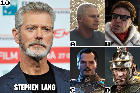 Puzzler Stephen Lang