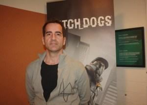 Kevin Shortt, lead writer of Watch Dogs.