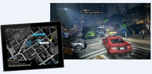 The Watch Dog app lets you send police assets in pursuit of a fleeing vigilante.