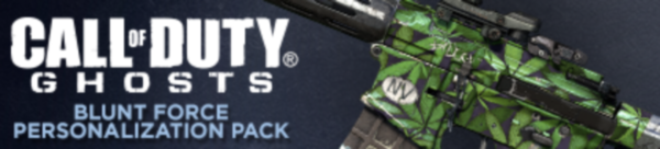 Blunt Force Call of Duty Ghosts