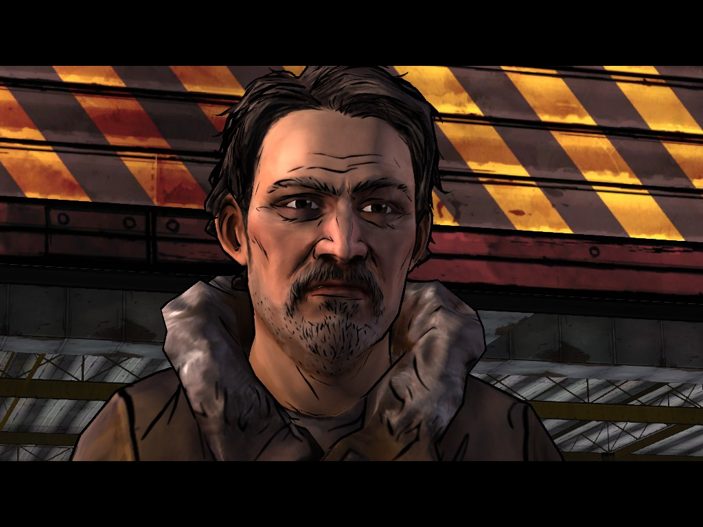 Bill Carver (voiced by actor Michael Madsen) is Episode Three's villain.