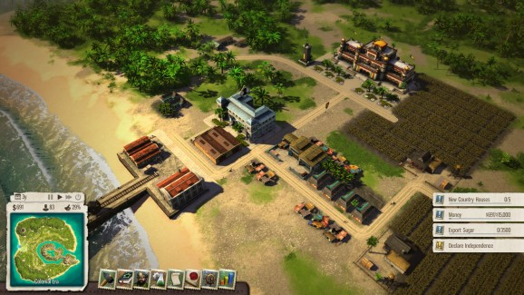 Tropico 5 Graphics