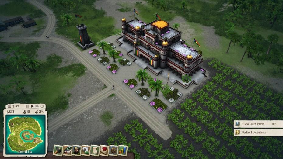 Tropico 5 palace