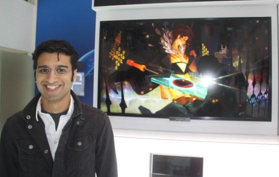 Amir Rao of Supergiant Games