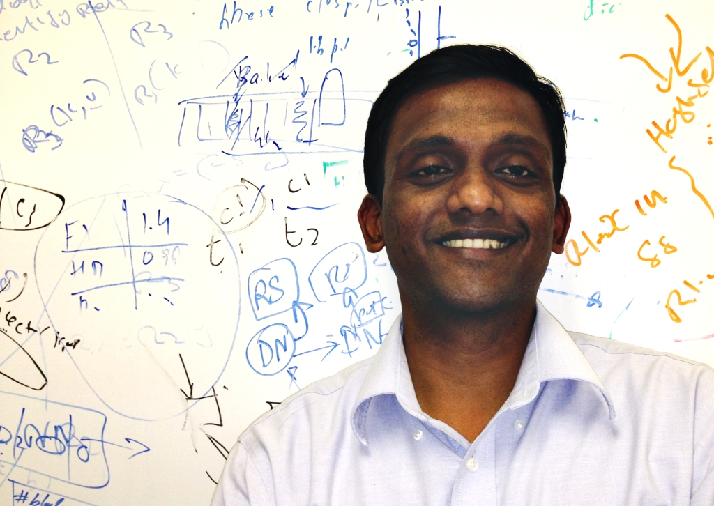 Balaji Ganesan, co-founder and chief executive of XA Secure