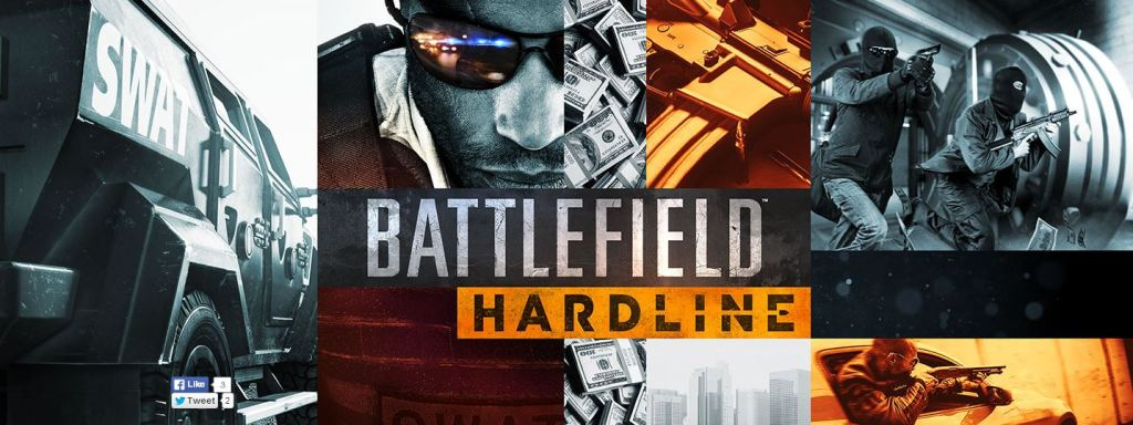 Battlefield: Hardline is real, and EA will give us the details at E3.