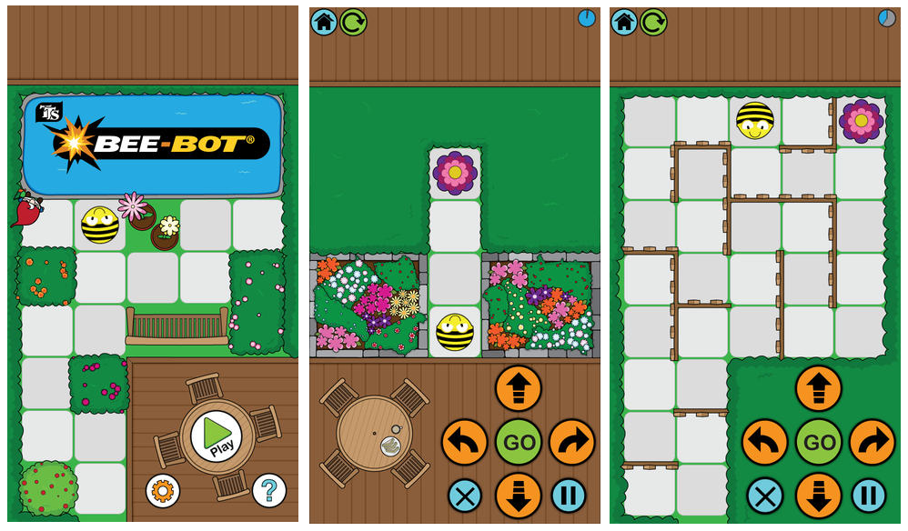 Bee-Bot is used in many schools to help introduce programming basics.