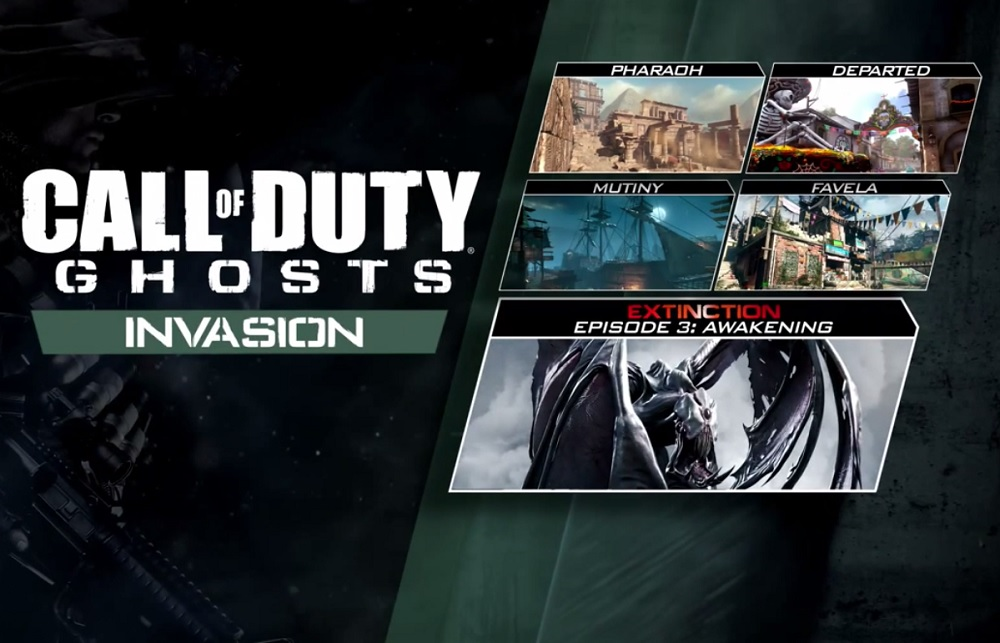 Call of Duty: Ghosts Invasion map pack feels like modern