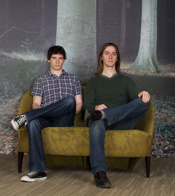Will Miller and David McDonough, makers of Sid Meier's Civilization: Beyond Earth
