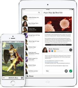 A Classcraft iOS app is due out this fall.