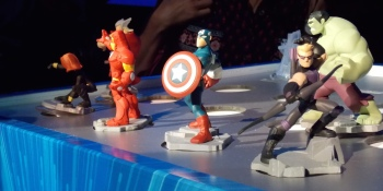 Disney and Marvel talk about Disney Infinity 2.0, toy designs, and the Hulk's awesomeness