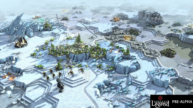 Endless Legend is built with Unity