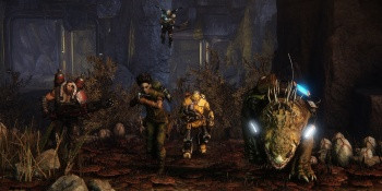 Evolve adds 'a hell of a lot more' to Left 4 Dead's style of storytelling