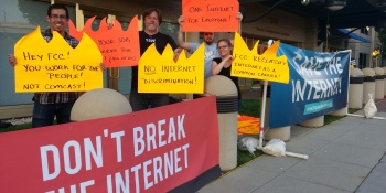 Why marketers need to fight for net neutrality
