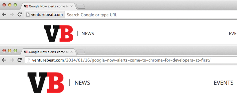 Google says goodbye to URLs in new Chrome Canary update