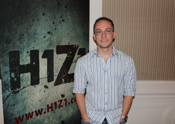 Jimmy Whisenhunt of Sony Online Entertainment, maker of H1Z1