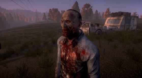H1Z1's ugly zombie