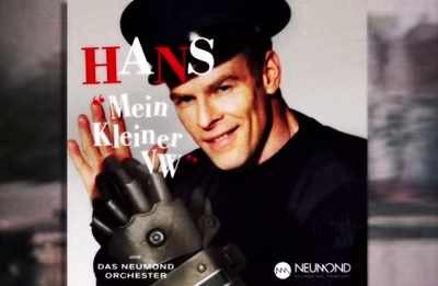 Soldier-singer Hans