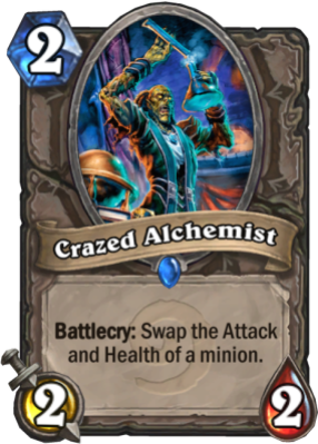 """""""You'll love his new recipe,"""" he says -- unless you're on the receiving end of a debuff."""