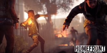 Crytek and Deep Silver unveil America's second  War of Independence with Homefront: The Revolution (preview)